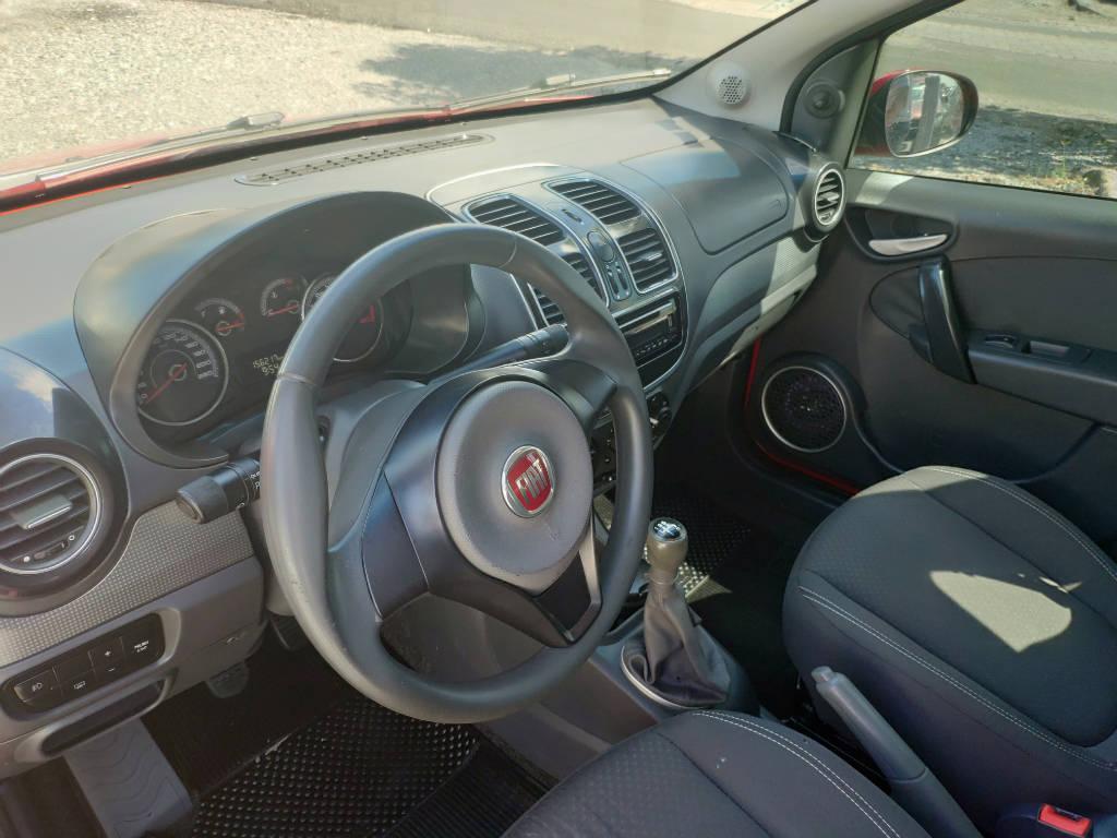 Fiat Grand Siena ATTRACTIV 2013
