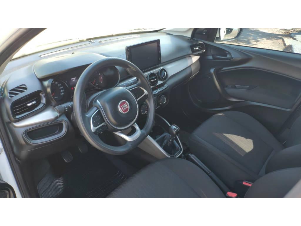 Fiat Argo Drive 2019