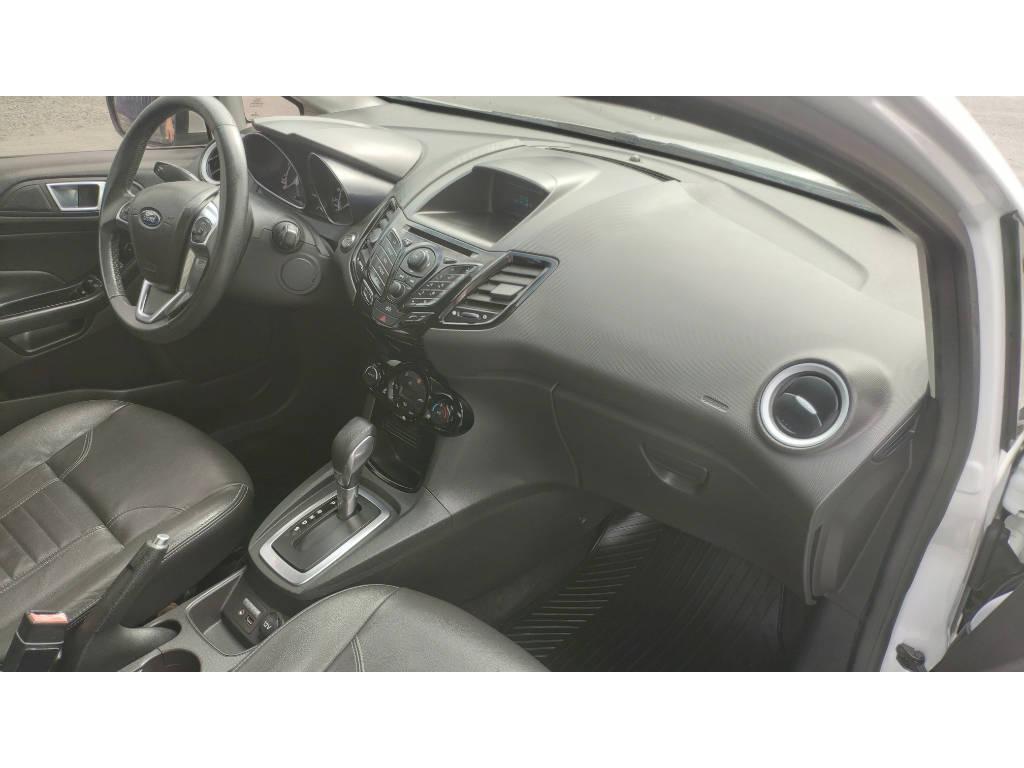 Ford New Fiesta Hatch TITANIUM POWERSHIFT 2016