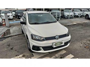 Foto numero 0 do veiculo Volkswagen Voyage Trendline 1.6 - Branca - 2017/2018