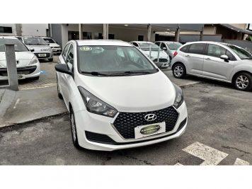 Foto numero 0 do veiculo Hyundai HB20 UNIQUE 1.0 - Branca - 2018/2019