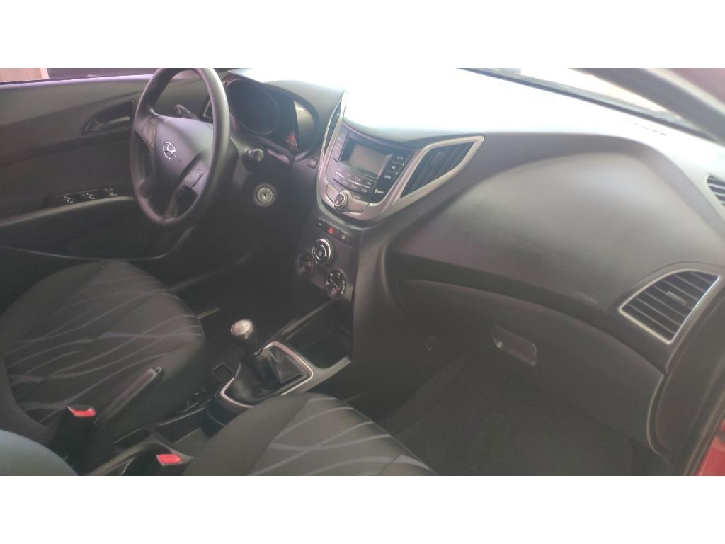 Hyundai HB20 comfort 2015