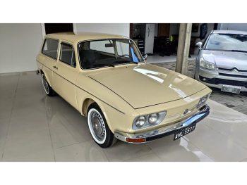 Foto numero 0 do veiculo Volkswagen Variant 1600 - Bege - 1974/1974
