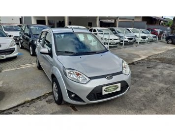 Foto numero 0 do veiculo Ford Fiesta FIESTA - Prata - 2012/2013