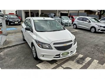 Foto numero 0 do veiculo Chevrolet Onix Joy 1.0 - Branca - 2018/2019