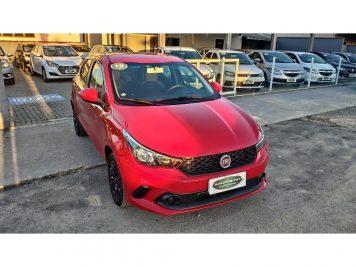 Foto numero 0 do veiculo Fiat Argo 1.0 - Vermelha - 2019/2019