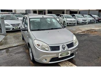 Foto numero 0 do veiculo Renault Sandero Expression 1.6 - Prata - 2008/2009